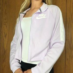 Nike cropped jacket